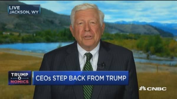 Foster Friess: Media took Trump's Charlottesville speech out of context