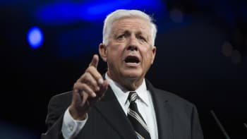 Republican mega-donor Foster Friess.