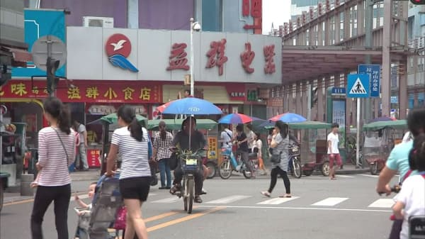China's new problem: 'Frenzy' of consumer lending creates debt 'explosion'