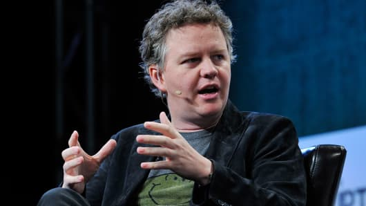 Matthew Prince of CloudFlare.