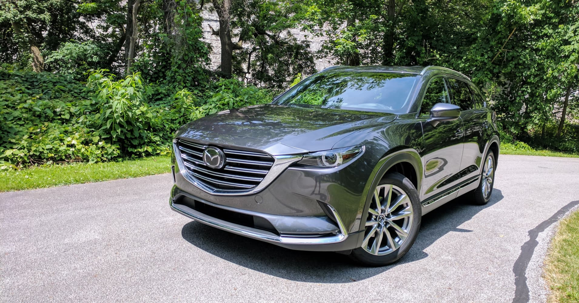 2017 mazda cx-9 review: too many sacrifices in this three-row suv