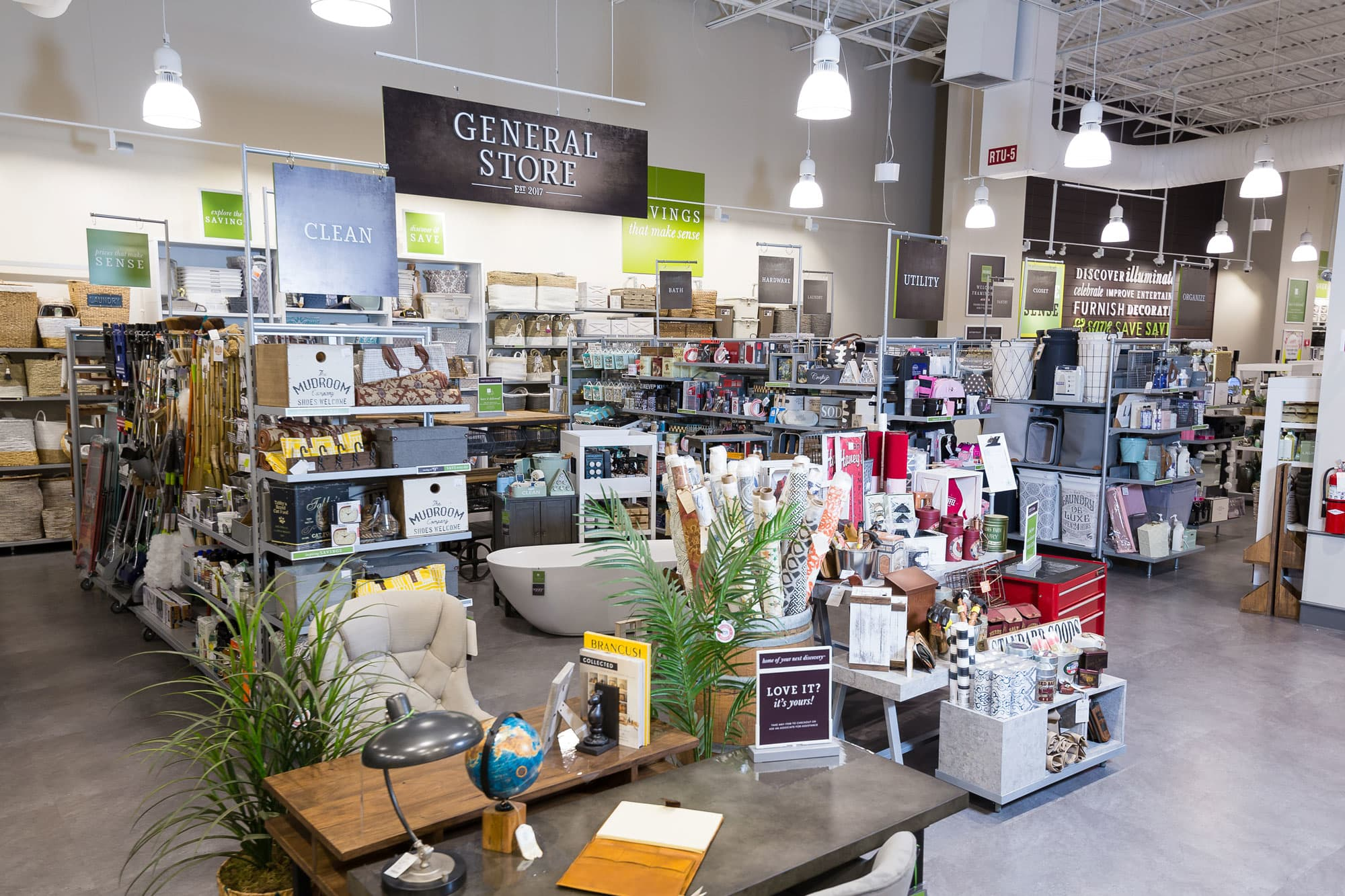 TJX the owner of HomeGoods just opened its first Homesense
