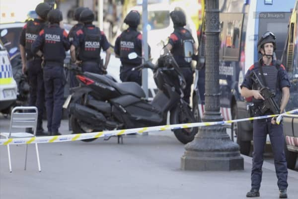 Spain terror attacks 'totally different' to other deadly incidents in Europe