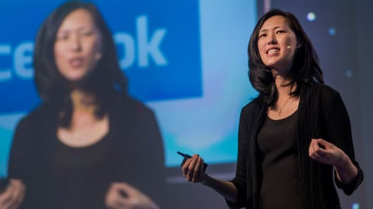 Deborah Liu of Facebook