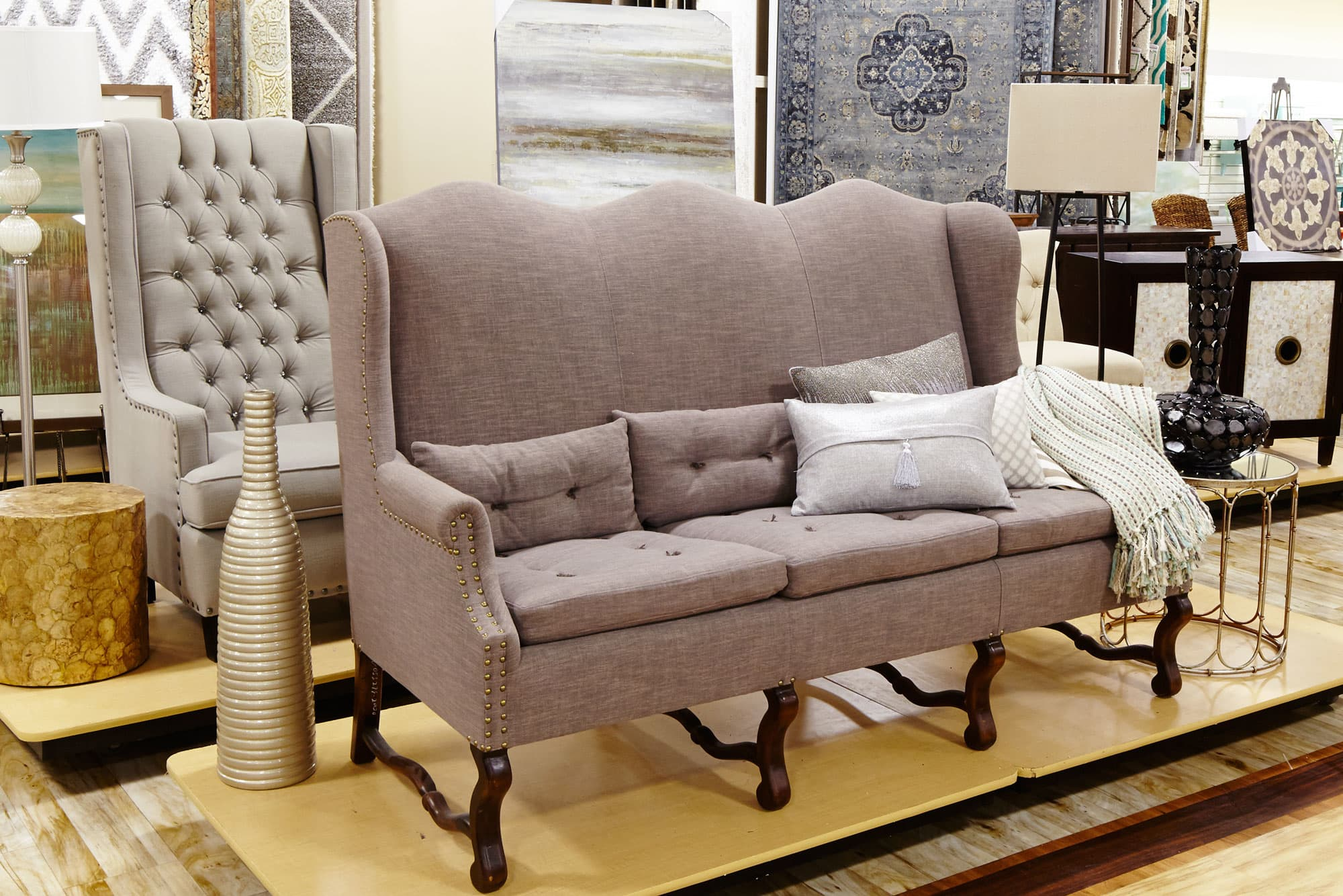 Home Goods Furniture New in House Designerraleigh kitchen