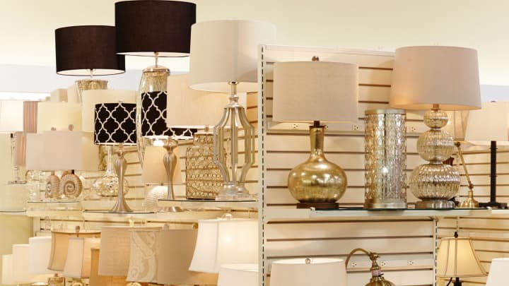 HomeGoods  Lighting  but less modern. TJX  the owner of HomeGoods  just opened its first Homesense