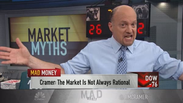 Cramer: This is the worst mistake you can make in a sell-off