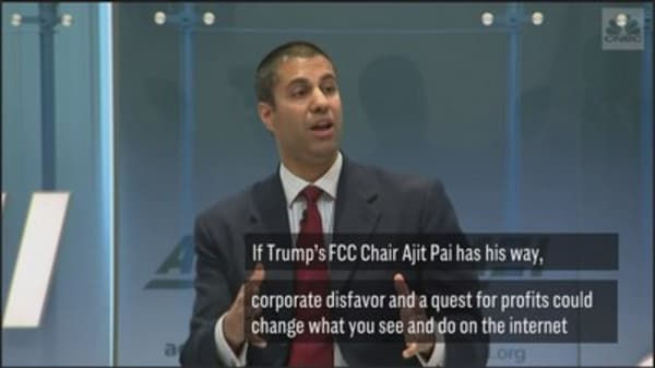 Conservatives plan attacks against tech giants in net neutrality fight