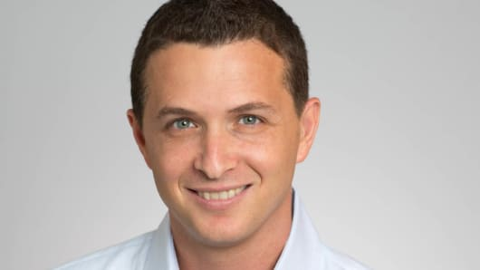 Bluevine CEO Eyal Lifshitz