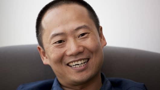 Ji Wenhong, chief executive officer of Xiu.com.
