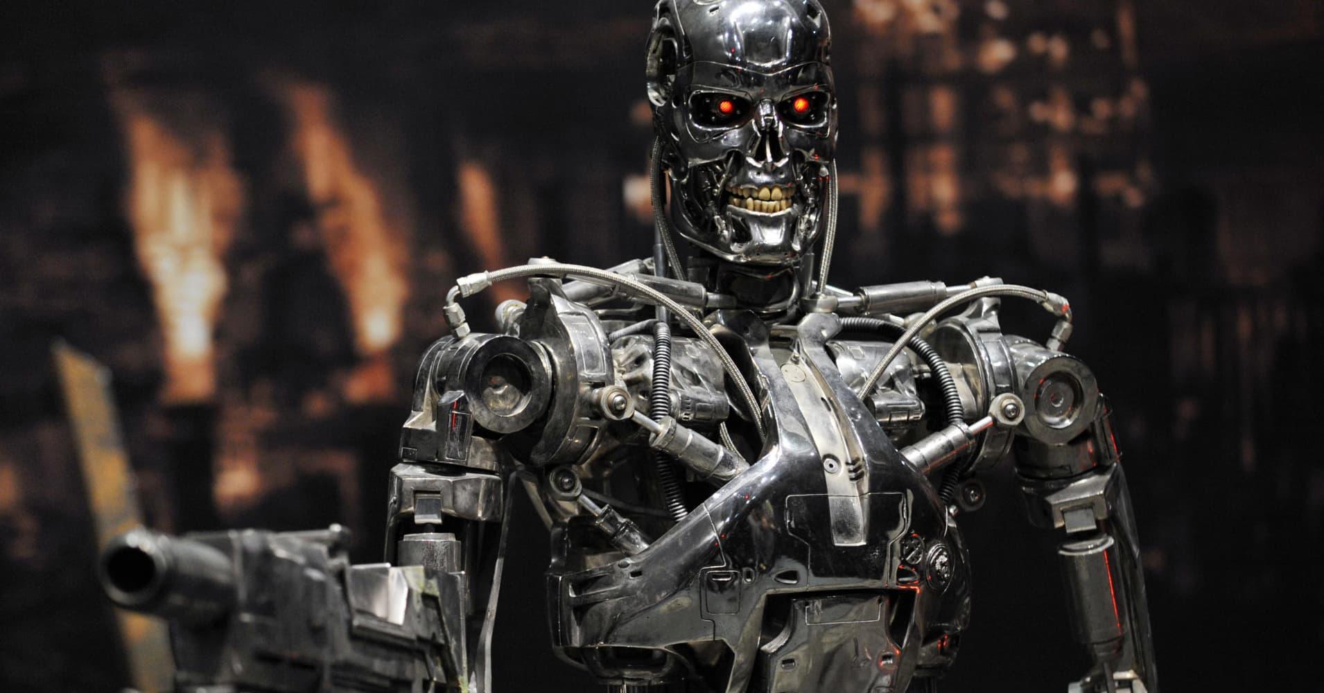Elon Musk joins more than 100 tech bosses calling for ban on killer robots