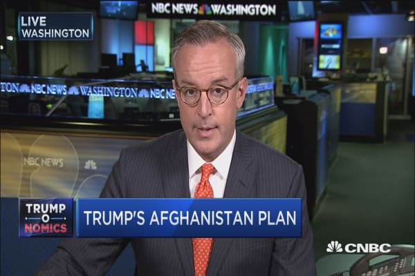 Trump to address nation on Afghanistan strategy