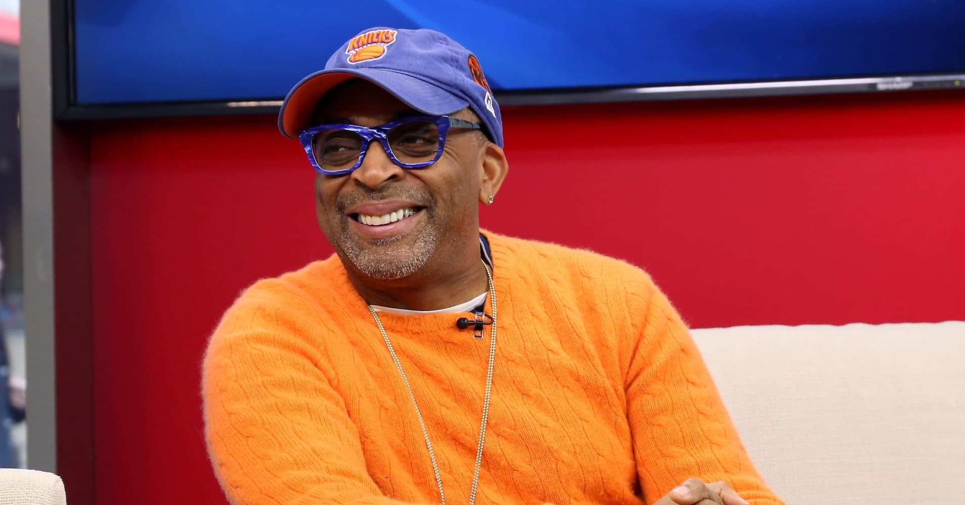 Spike Lee is a film director, producer, writer, and actor