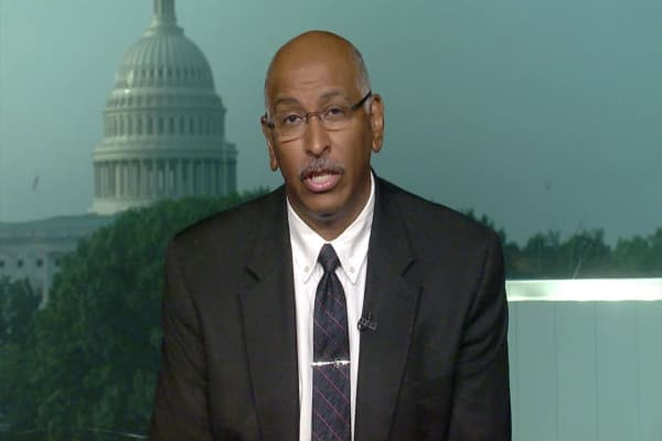 'This fall is not going to be pretty for Republicans,' ex-RNC chairman Michael Steele says