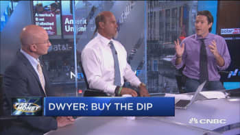 Here's why strategist Tony Dwyer is telling you to buy the dip