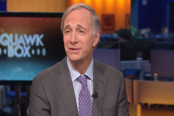Ray Dalio: US most divided socially and economically since 1937