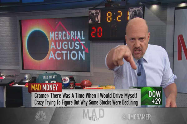 Don't panic over market's useless August action