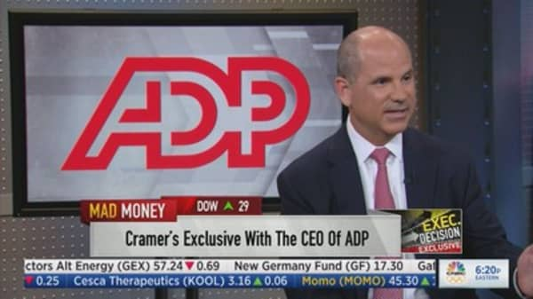 ADP CEO says Bill Ackman, on phone call, refused to meet because he needed 'leverage' over board