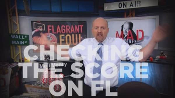 Cramer Remix: You can never look at Foot Locker the same way again