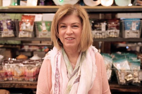 Marsha Lindsey opened up Lucky Dog Barkery at age 54.