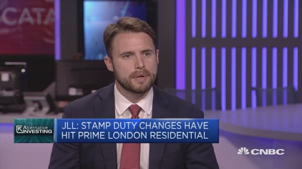 Changes aside from Brexit impacting central London property: JLL