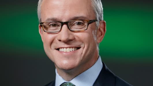 Jeff Jones, CEO, H&R Block