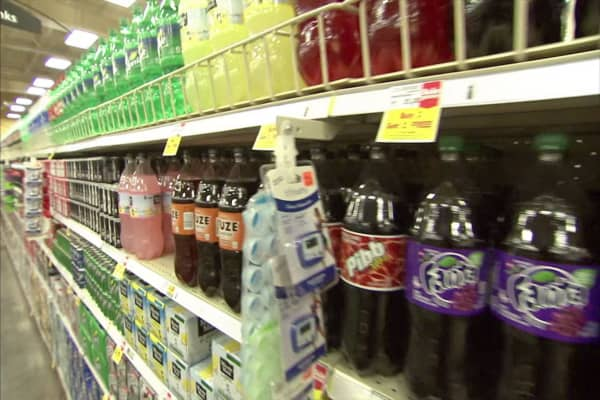 Philadelphia's soda tax isn't the windfall some had hoped for