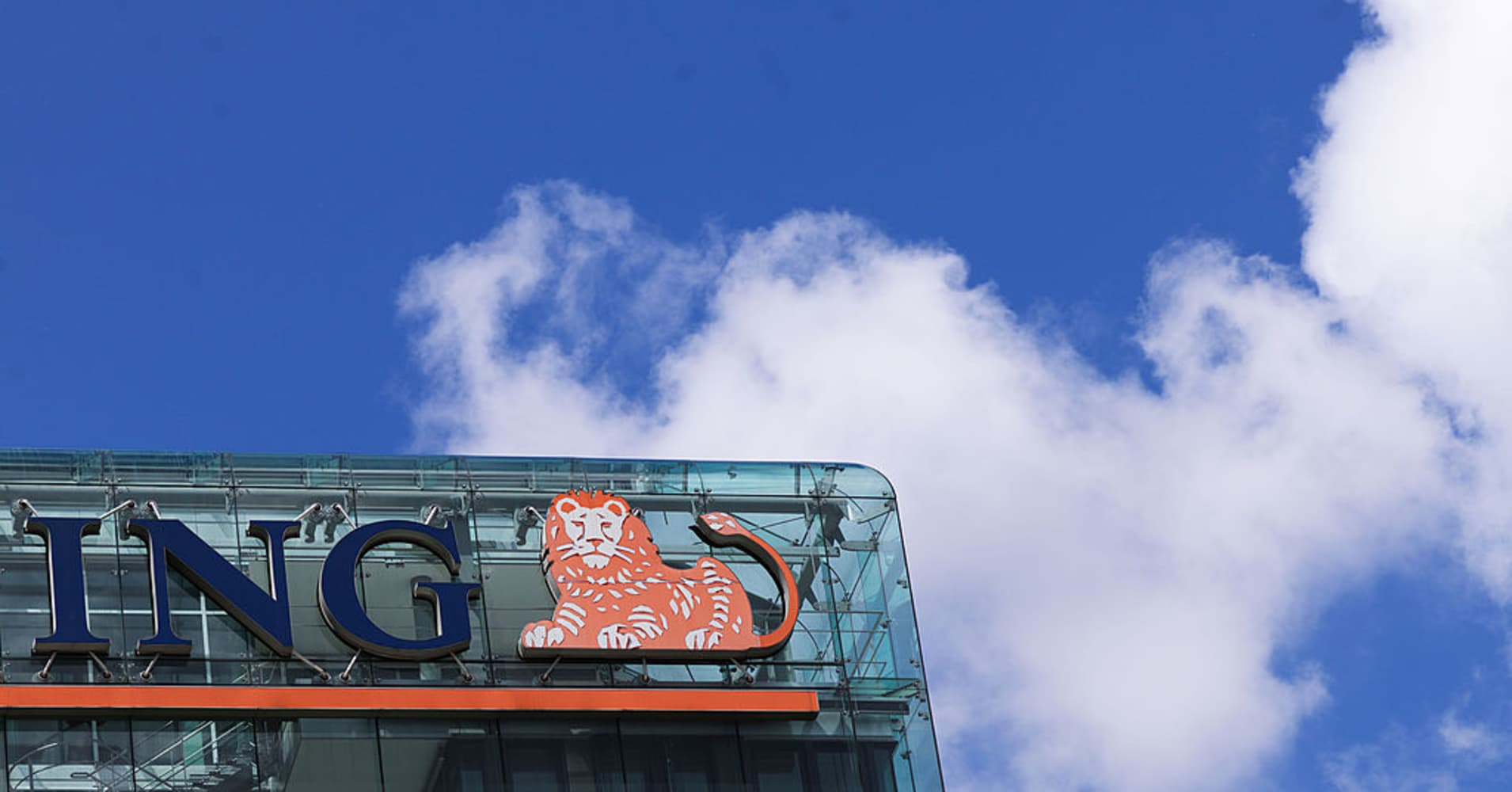 ING's fourth-quarter profits beat on higher interest income, commissions
