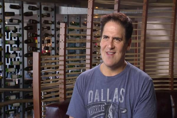 Mark Cuban backs new $20 million cryptocurrency venture fund