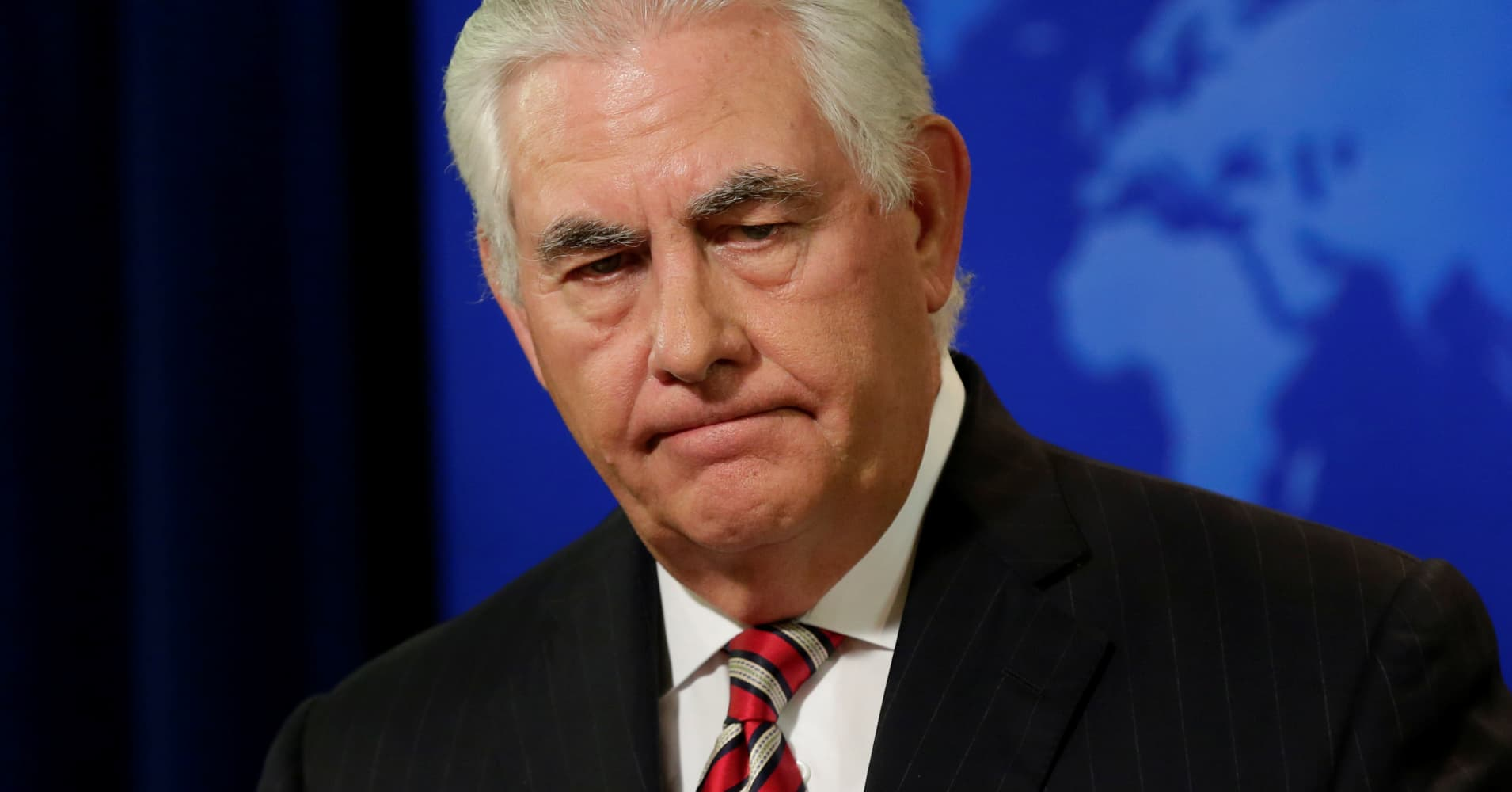 Tillerson called Trump a moron says report