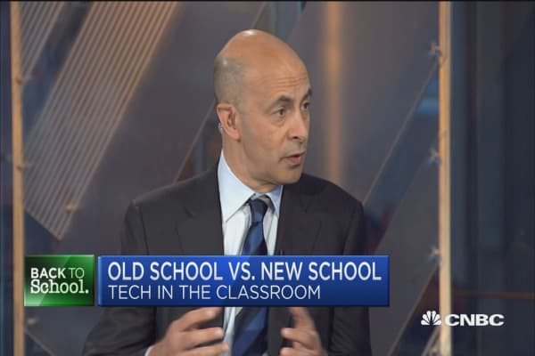 McGraw-Hill CEO: AI in the classroom in here