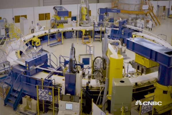 In France, researchers want to transform nuclear energy