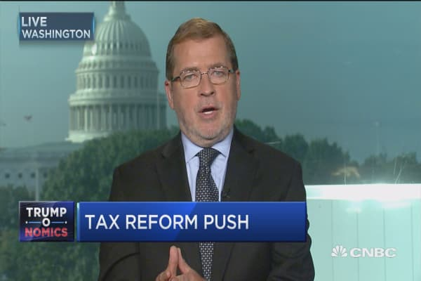 Grover Norquist: Here's how to get to 15% tax rate