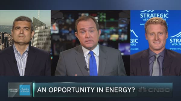 Time to buy energy stocks?