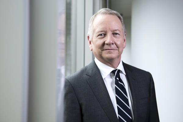 John Seifert, chief executive officer of Ogilvy & Mather Worldwide Inc.