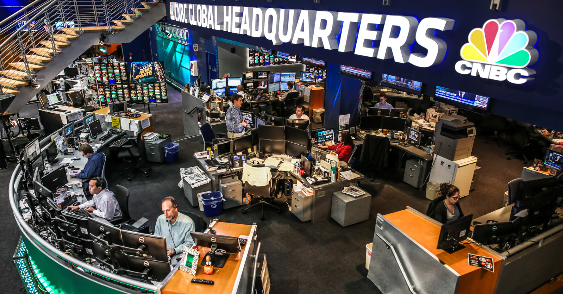 CNBC Newsroom Fellowship Program
