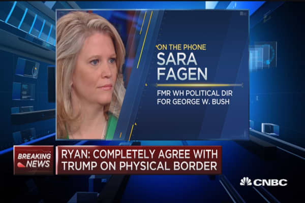 Fagen: It was a very presidential speech, something that we need to see Trump do more of