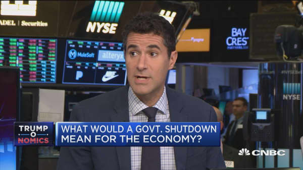 Investors view this as Republicans are unable to govern: AEI's Jim Pethokoukis
