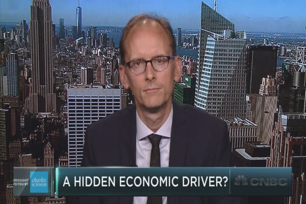 A hidden driver of markets and the economy