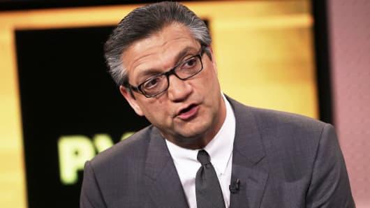 """Emanuel """"Manny"""" Chirico, CEO, PVH"""