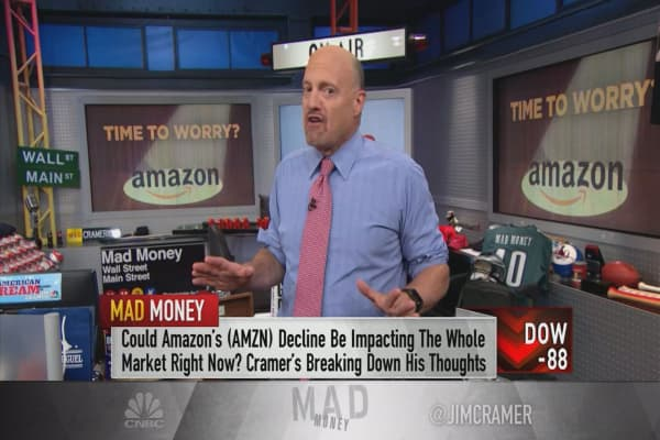 Cramer unveils FANG's weakest link