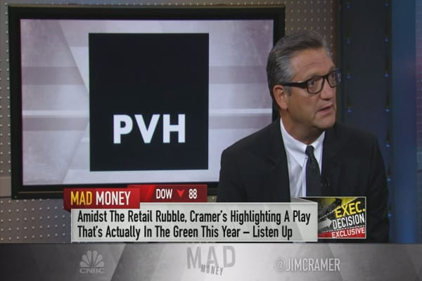 PVH CEO: 'We're clearly taking market share in Europe' with Calvin Klein, Tommy Hilfiger brands
