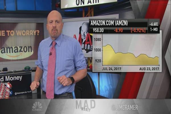 FANG's weakest link by Cramer