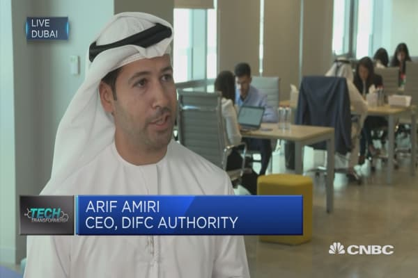 DIFC: 'Dubai embraces innovation'