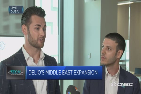 Increased appetite for investment in fintech in Dubai, says CEO
