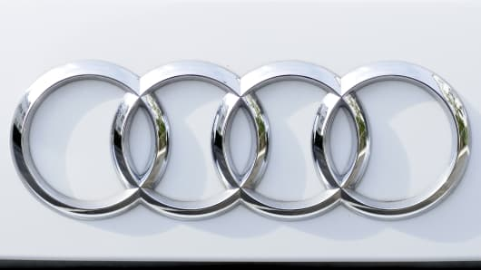 Audi Wants Thin Flexible Solar Cells To Cover The Roofs Of Electric