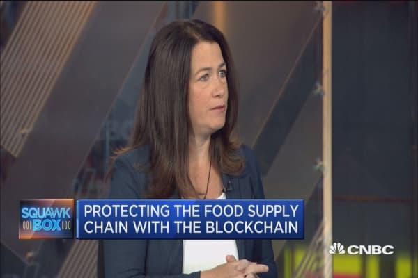 IBM deploys blockchain technology to provide enterprise solutions to food safety: IBM's Brigid McDermott