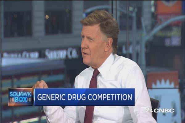 Branded companies slowing generic drugs' path to market: FDA's Scott Gottlieb