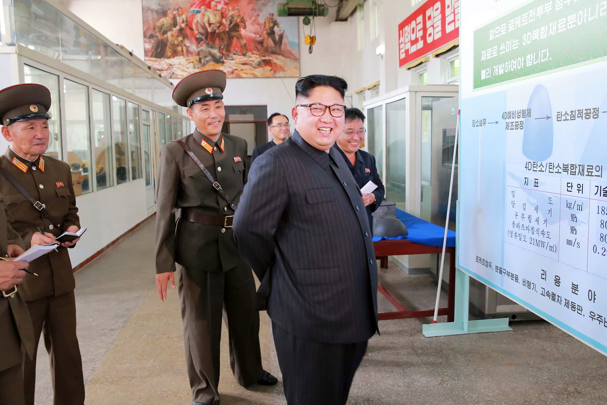 Prohibited photos with which you will not be released from North Korea
