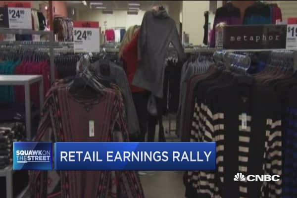These retailers delivered BTF - better-than-feared' results: Jim Cramer
